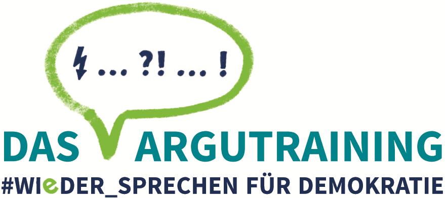 DAS ARGUTRAINING - #WIeDERSPRECHEN FÜR DEMOKRATIE