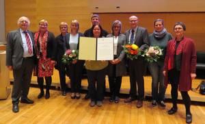 Bürgermeisterin der Stadt Ostritz, Marion Prange,